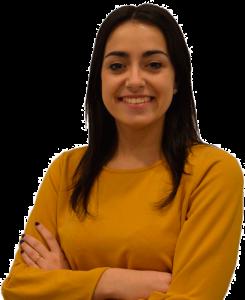 Psicóloga Sara García